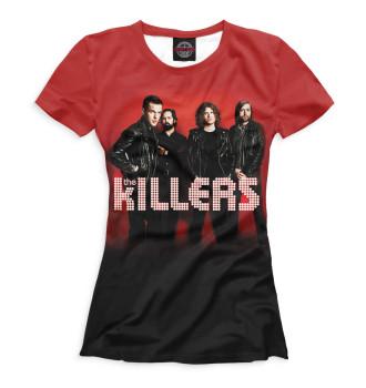 Женская Футболка The Killers