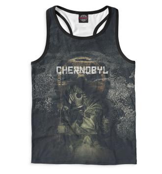 Мужская Борцовка Chernobyl
