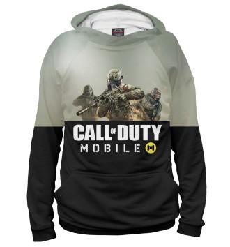 Мужское Худи Call of Duty: Mobile
