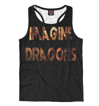 Мужская Борцовка Imagine Dragons