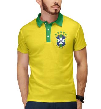 Мужское Поло Бразилия