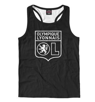 Мужская Борцовка Olympique lyonnais