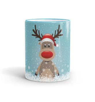 Кружка Rudolf