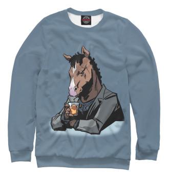 Мужской Свитшот BoJack Horseman