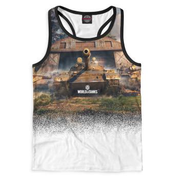 Мужская Борцовка World of Tanks