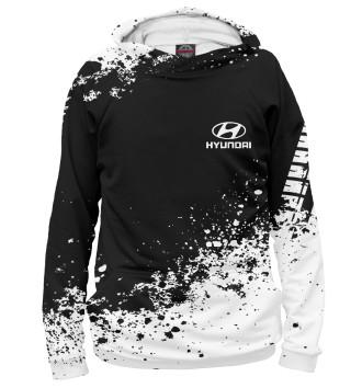 Мужское Худи Hyundai abstract sport uniform