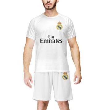 Мужская Комплект Форма Реал Мадрид