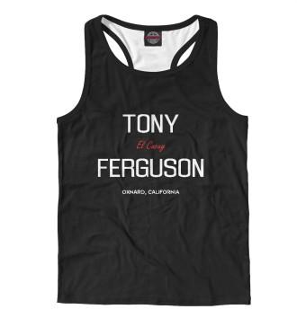 Мужская Борцовка Tony Ferguson El Cucuy