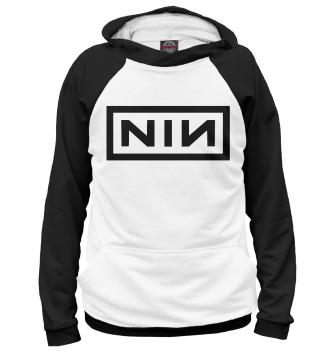 Женское Худи Nine Inch Nails