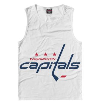 Мужская Майка Washington Capitals