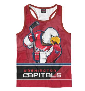 Мужская Борцовка Washington Capitals