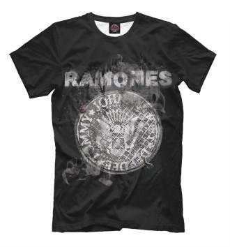Мужская Футболка Ramones