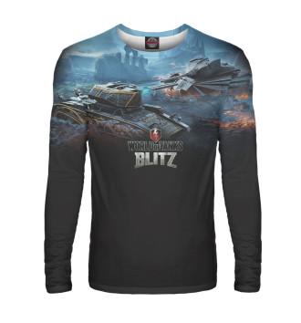 Лонгслив World of Tanks Blitz