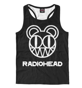 Мужская Борцовка Radiohead