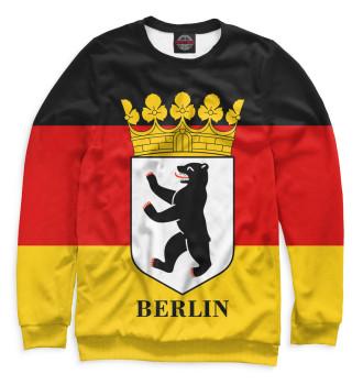 Женский Свитшот Берлин