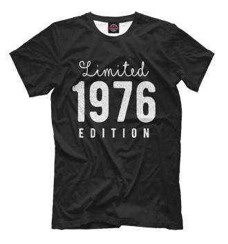 Мужская Футболка 1976 - Limited Edition