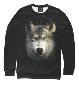 Свитшот для мальчиков Волк