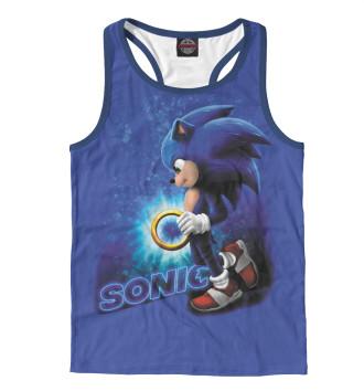 Мужская Борцовка Sonic