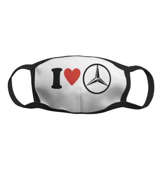 Мужская Маска Mercedes-Benz