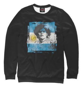 Мужской Свитшот Maradona