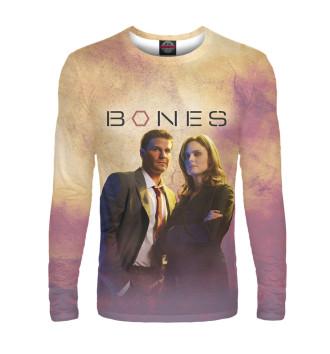 Мужской Лонгслив Bones