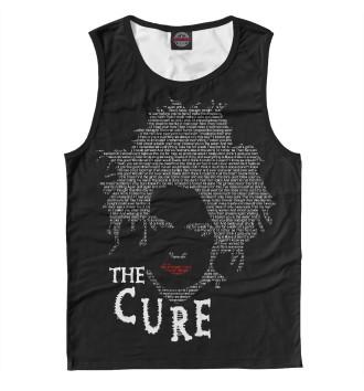 Мужская Майка The Cure