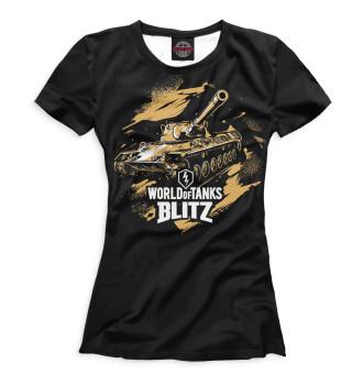 Футболка World of Tanks Blitz
