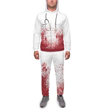 Мужской Спортивный костюм bloody doctor