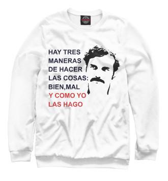 Мужской Свитшот Escobar