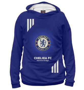 Мужское Худи FC Chelsea