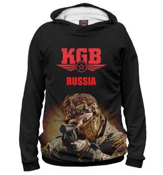 Мужское Худи КГБ