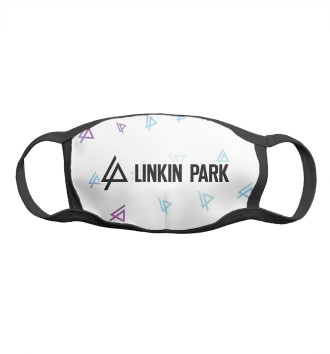 Женская Маска Linkin Park / Линкин Парк