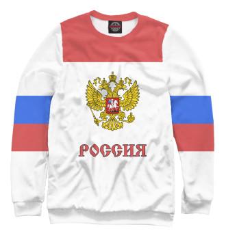 Мужской Свитшот Сборная России по хоккею