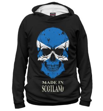 Мужское Худи Made in Scotland