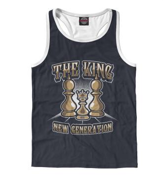 Мужская Борцовка Король шахмат