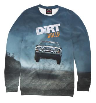 Женский Свитшот Dirt Rally