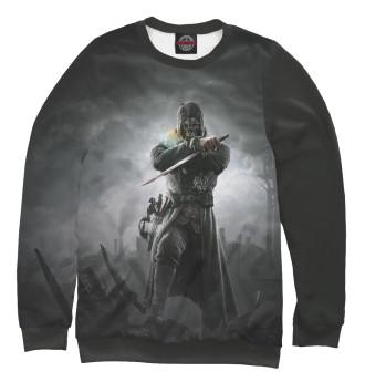 Мужской Свитшот Dishonored: Corvo
