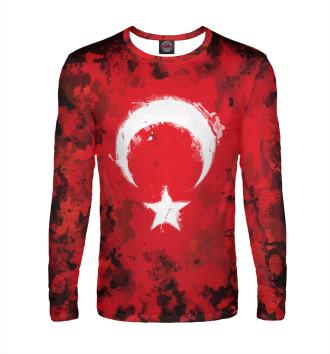 Мужской Лонгслив Турция