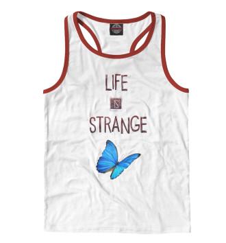 Мужская Борцовка Life Is Strange