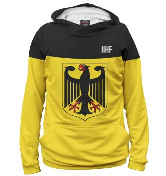 Женское Худи Сборная Германии