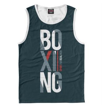 Мужская Майка Boxing