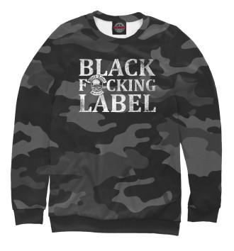 Женский Свитшот Black Label society