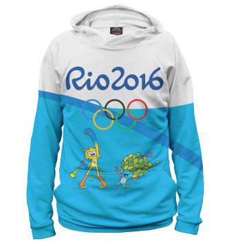 Мужское Худи Олимпиада Рио-2016
