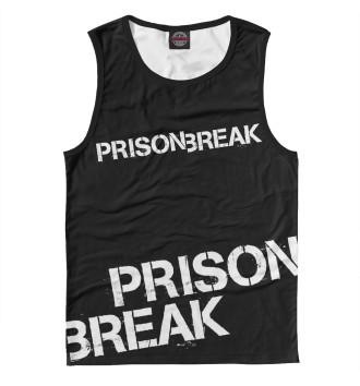 Мужская Майка Prison Break