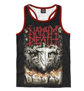 Мужская Борцовка Napalm Death