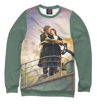 Мужской Свитшот Титаник