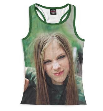 Женская Борцовка Avril Lavigne