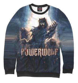 Женский Свитшот Powerwolf