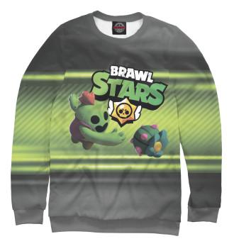 Свитшот для девочек Brawn Stars Spike