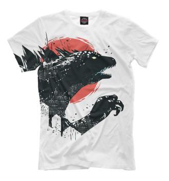 Футболка для мальчиков Godzilla